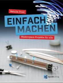 Natalia Prost: Einfach machen, Buch