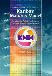 David J. Anderson: Kanban Maturity Model, Buch