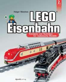 Holger Matthes: LEGO®-Eisenbahn, Buch