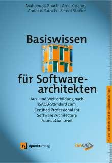 Mahbouba Gharbi: Basiswissen für Softwarearchitekten, Buch