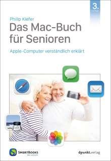 Philip Kiefer: Das Mac-Buch für Senioren, Buch