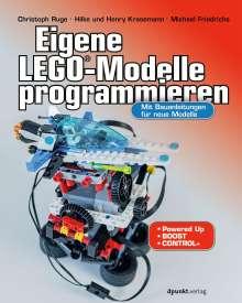 Christoph Ruge: Eigene LEGO®-Modelle programmieren, Buch