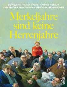 Bov Bjerg (geb. 1965): Merkeljahre sind keine Herrenjahre, Buch
