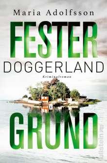 Maria Adolfsson: Doggerland. Fester Grund, Buch