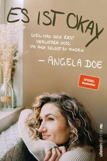 Angela Doe: Es ist okay, Buch