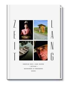 Sebastian Beck: Zeitlang, Buch