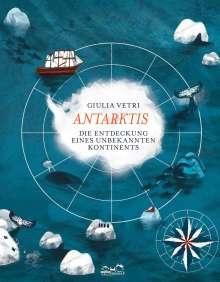 Giulia Vetri: Antarktis, Buch