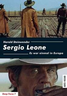 Harald Steinwender: Sergio Leone, Buch