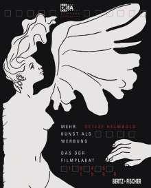 Detlef Helmbold: Mehr Kunst als Werbung, Buch