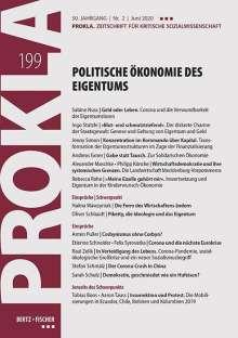 Prokla 199: Politische Ökonomie des Eigentums, Buch