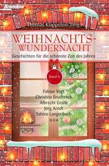 Weihnachtswundernacht 6, Buch