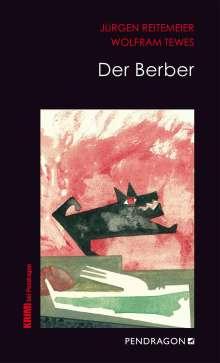 Jürgen Reitemeier: Der Berber, Buch