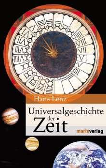 Hans Lenz: Universalgeschichte der Zeit, Buch