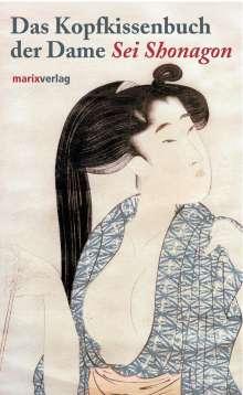 Sei Shonagon: Das Kopfkissenbuch der Dame Sei Shonagon, Buch