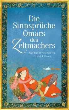 Omar Khajjam: Die Sinnsprüche Omar des Zeltmachers, Buch