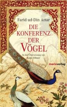 Farud Du-Din Attar: Die Konferenz der Vögel, Buch