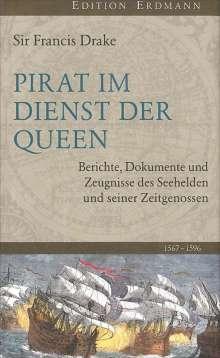 Francis Drake: Pirat im Dienst der Queen, Buch