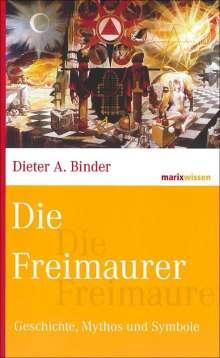Dieter A. Binder: Die Freimaurer, Buch