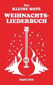 Das Kleine Rote Weihnachtsliederbuch, Noten