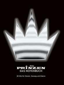 Die Prinzen: Die Prinzen: Das Notenbuch - 28 Hits für Klavier, Gesang und Gitarre, Noten