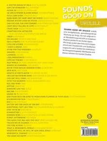 Sounds Good On Ukulele - 50 Songs Created For The Ukulele, Noten