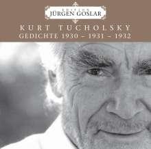 Goslar, Jürgen; Tuch:Tucholsky: Gedichte, CD