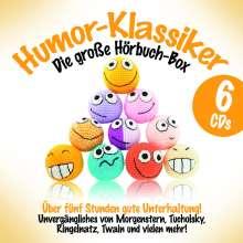 Humor-Klassiker: Die Hörbuch Box, CD