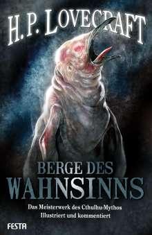 H. P. Lovecraft: Berge des Wahnsinns, Buch