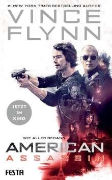 Vince Flynn: American Assassin - Wie alles begann, Buch