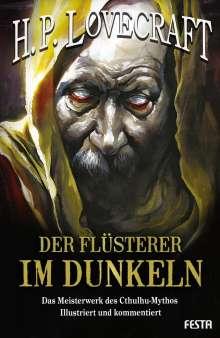 H. P. Lovecraft: Der Flüsterer im Dunkeln, Buch