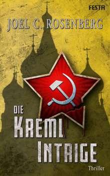 Joel C. Rosenberg: Die Kreml Intrige, Buch