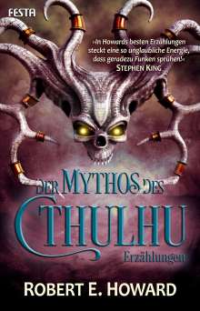 Robert E. Howard: Der Mythos des Cthulhu, Buch