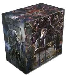 H. P. Lovecraft: H. P. Lovecraft - Das Gesamtwerk im Schuber, Buch