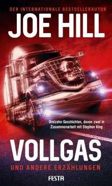 Joe Hill: VOLLGAS und andere Erzählungen, Buch