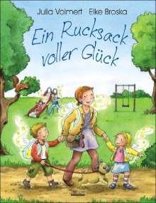 Julia Volmert: Ein Rucksack voller Glück, Buch