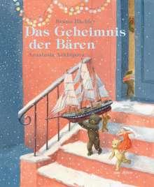 Bruno Hächler: Das Geheimnis der Bären, Buch