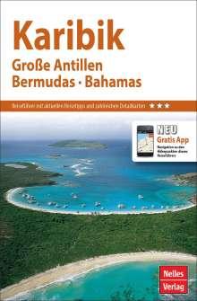 Nelles Guide Karibik: Große Antillen, Bermuda, Bahamas, Buch