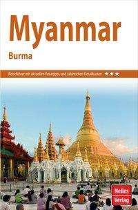 Helmut Köllner: Nelles Guide Reiseführer Myanmar - Burma, Buch
