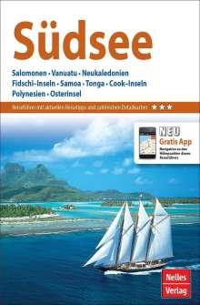 Nelles Guide Reiseführer Südsee, Buch