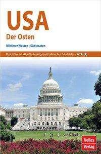 Nelles Guide Reiseführer USA: Der Osten, Buch