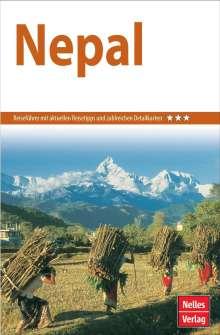 Nelles Guide Reiseführer Nepal, Buch