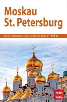Marion Kappler: Nelles Guide Reiseführer Moskau - St. Petersburg, Buch