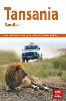 Nelles Guide Reiseführer Tansania - Sansibar, Buch