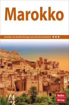 Nelles Guide Reiseführer Marokko, Buch