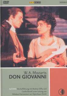 Wolfgang Amadeus Mozart (1756-1791): Don Giovanni (Sehbuch), 2 DVDs