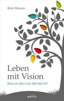 Rick Warren: Leben mit Vision, Buch