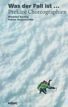Winfried Gerling: Was der Fall ist ..., Buch