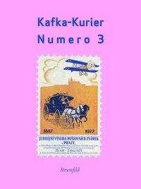 Kafka-Kurier / Kafka-Kurier No. 3, Buch