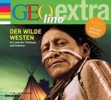 Martin Nusch: Der Wilde Westen - Im Land der Cowboys und Indianer, CD