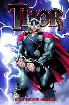 J. Michael Straczynski: Thor 01, Buch